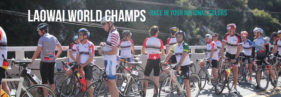 Laowai Cycling World Championships 2016