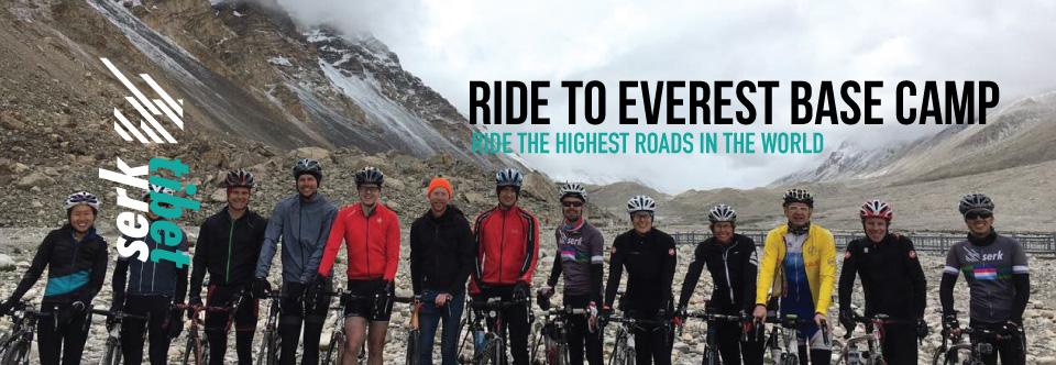 Tibet Road Cycling Trip 2017